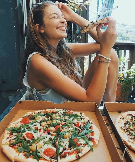 la pizza è concessa o proibita nella dieta? E se non ci fossero cibi proibiti davvero?