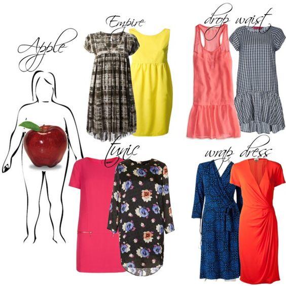 Che forma ha il tuo corpo? Tutti ti dicono che devi capirlo prima di poter scegliere un outfit