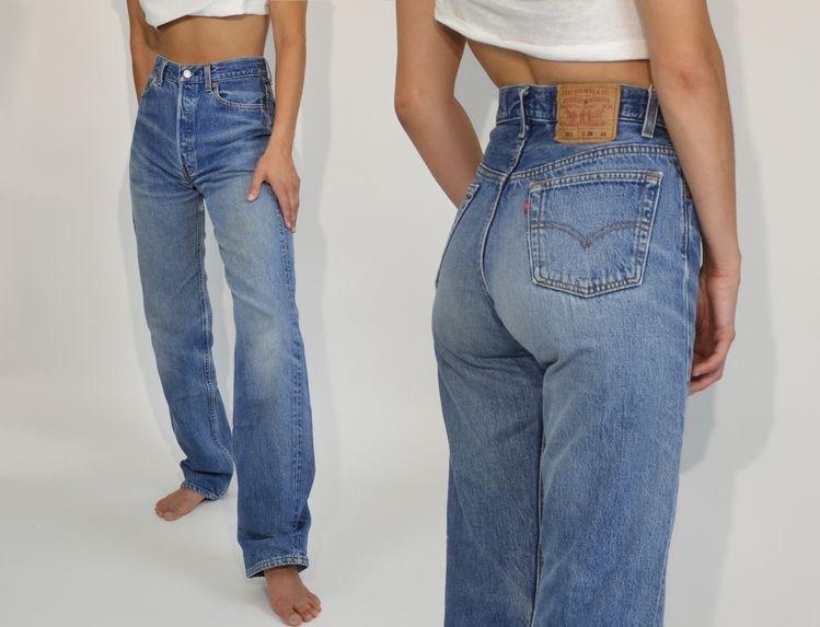 levi's 501 classico e intramontabile anche per i jeans autunno 2020